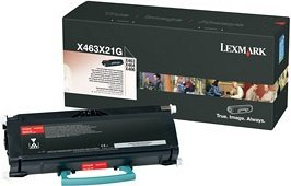 Lexmark Toner X463X21G schwarz