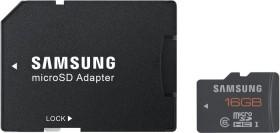 Samsung Plus R48 microSDHC 16GB Kit, Class 6 (MB-MPAGB/EU)