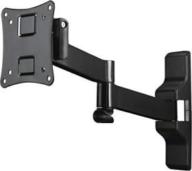 Hama TV-wall mount Fullmotion 5 stars XS 2 arms black (108723)