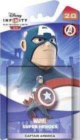 Disney Infinity 2.0: Marvel Super Heroes - Figur Captain America (PS3/PS4/Xbox 360/Xbox One/WiiU)