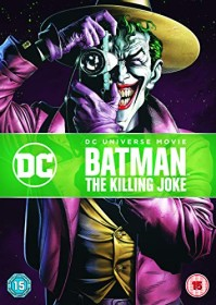 Batman - The Killing Joke (DVD) (UK)