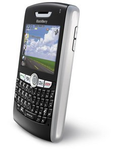 BlackBerry 8800 -- The RIM and BlackBerry families of related marks, images and symbols are the exclusive properties of, and trademarks of, Research In Motion – used by permission