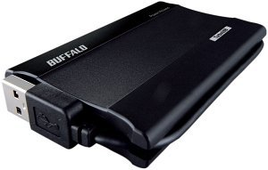 "Buffalo Microstation black 32GB, 2.5"", USB 2.0 (SHD-UME32GS)"