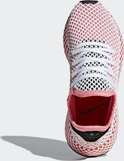 online store 66018 b0689 adidas Deerupt Runner chalk pinkchalk pinkbold orange (Damen) (CQ2910)
