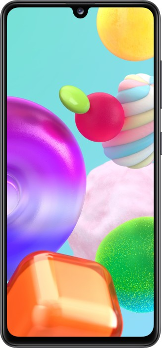 Samsung Galaxy A41 A415F/DSN prism crush black