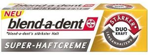 blend-a-dent Super-Haftcreme DUO Kraft  40g