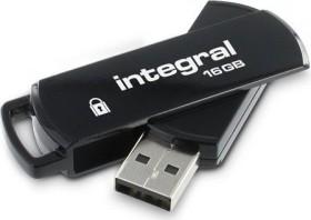 Integral Secure 360 16GB, Secure Lock II, USB-A 2.0 (INFD16GB360SECV2)