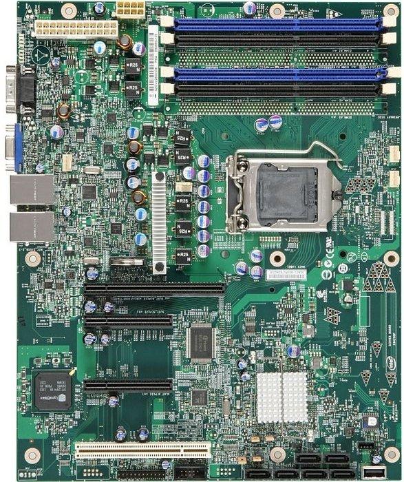 Intel S3420GPV Server Board Driver (2019)
