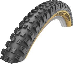 """Schwalbe Magic Mary 27.5x2.4"""" Super Gravity Addix Soft Tyres classic sidewall (11654046.01)"""