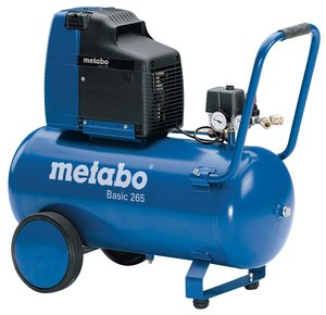 Metabo Basic 265 compressor (0230022216)