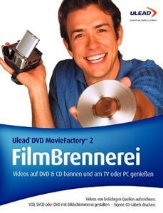 Ulead: Filmbrennerei (DVD MovieFactory 2) (PC)