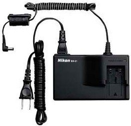 Nikon EH-21 power supply/charger (VAK112EA)