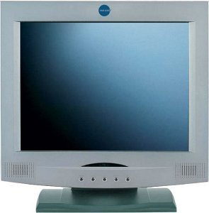 "Yakumo TFT 15 TV38, 15"", 1024x768, analog/S-VHS/FBAS, TV-tuner, audio"