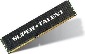 Super Talent DIMM   4GB, DDR3-1066, CL7, reg ECC (W1066EB4GX)
