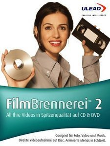 Ulead: Filmbrennerei 2 (PC)