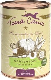 Terra Canis Gartentopf, vegetables-fruit-Mix 4.8kg (12x 400g)