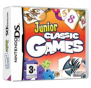Junior Classic Games (deutsch) (DS)