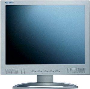 Yakumo TFT 17 AL, 1280x1024, analogowy/cyfrowy, Audio