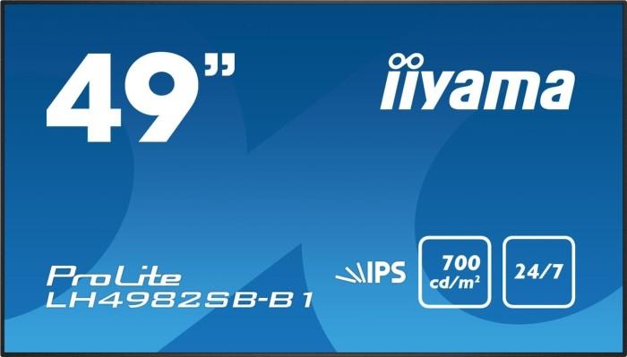 "iiyama ProLite LH4982SB-B1, 48.5"""
