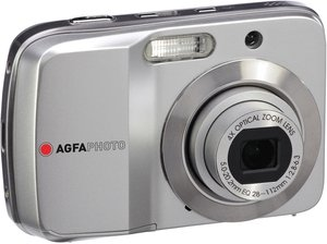 AgfaPhoto Compact 103 silber