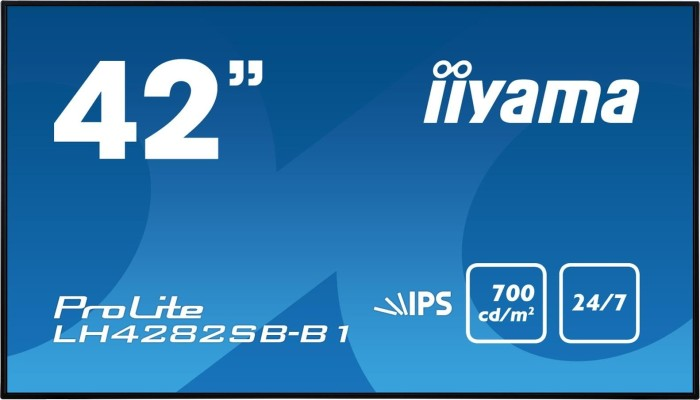 "iiyama ProLite LH4282SB-B1, 41.9"""