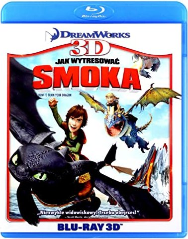 How To Train Your Dragon (3D) (Blu-ray) (UK) -- via Amazon Partnerprogramm