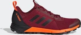 adidas Terrex Speed collegiate burgundy/core black/solar orange (Herren) (G26390)