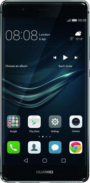 Huawei P9 Dual-SIM 32GB grau