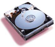 Western Digital WD Caviar WD84AA 8.4GB, IDE