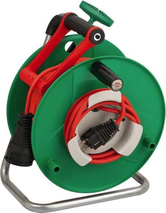 Brennenstuhl Garant Bretec-290R Kabeltrommel FZ 50m AT-N05V3V3-F 3G1.5, Duo-S-System (1326840) -- via Amazon Partnerprogramm