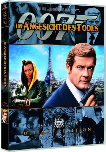James Bond - Im Angesicht des Todes (Special Editions) -- via Amazon Partnerprogramm