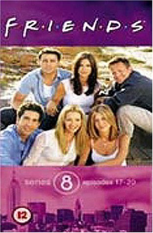 Friends Season 8 (UK)