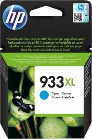 HP Tinte 933 XL cyan (CN054AE)