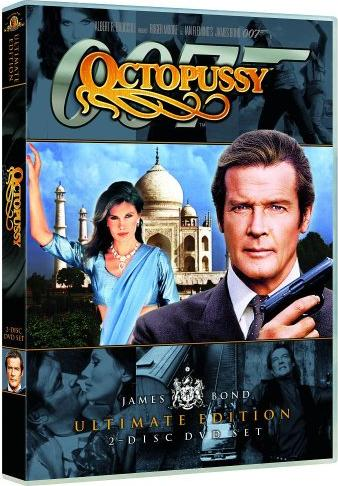 James Bond - Octopussy (Special Editions) -- via Amazon Partnerprogramm