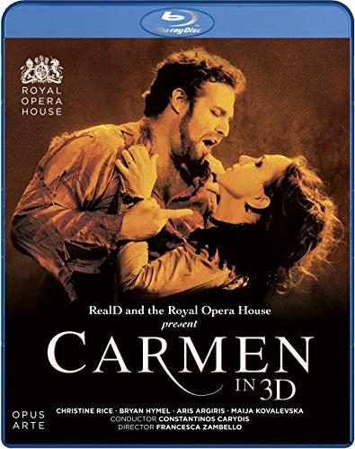 Georges Bizet - Carmen (3D) (Blu-ray) -- via Amazon Partnerprogramm