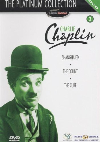 Charlie Chaplin Platinum Collection 2 -- via Amazon Partnerprogramm