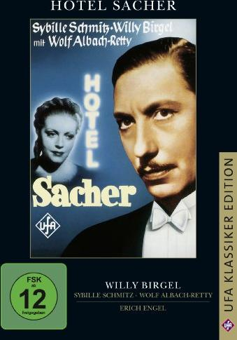 Hotel Sacher -- via Amazon Partnerprogramm