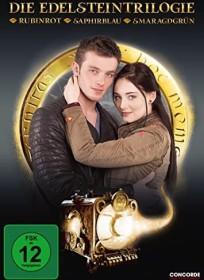 Die Edelsteintrilogie (Rubinrot, Saphirblau, Smaragdgrün) (DVD)