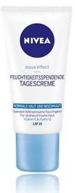 Nivea Visage Aqua Effect moisturizing day cream LSF15, 50ml
