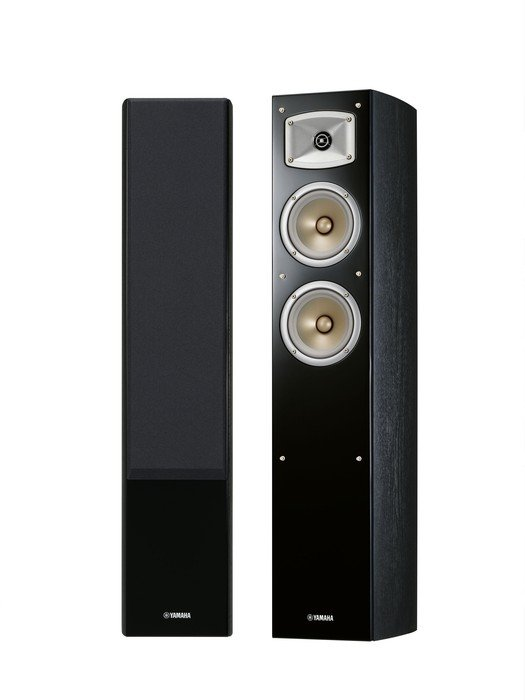 Yamaha NS-F330 black, piece