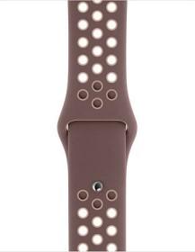 Apple Nike Sportarmband S/M und M/L für Apple Watch 40mm Smokey Mauve/Particle Beige (MTMT2ZM/A)
