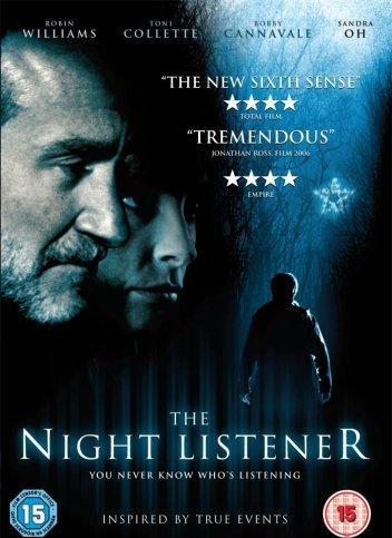 The Night Listener -- via Amazon Partnerprogramm