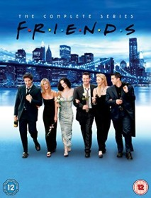 Friends Box (Season 1-10) (UK)