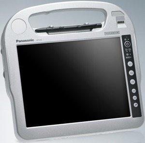 Panasonic Toughbook CF-H2 Field, Core i5-2557M, 160GB HDD, UK (CF-H2ASAAZDE)