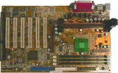 """MSI MS-6195 """"K7pro"""" (Audio)"""