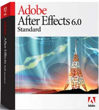 Adobe: After Effects 6.0 Standard (English) (MAC) (12040070)