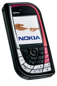 Vodafone D2 Nokia 7610 (various contracts)