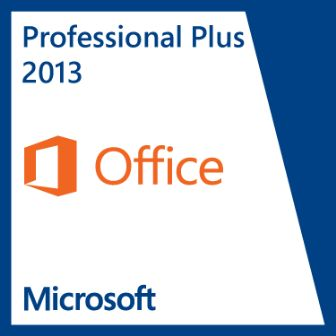 Microsoft: Office 2013 Professional Plus, ESD (multilingual) (PC)