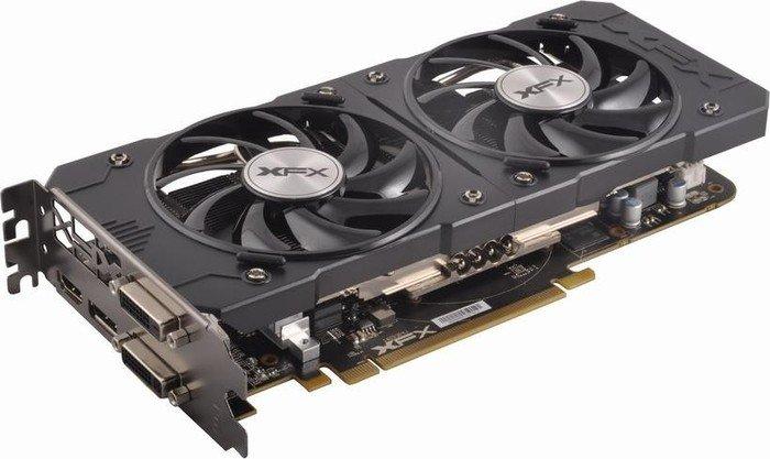 XFX Radeon R9 380 DD, 4GB GDDR5, 2x DVI, HDMI, DisplayPort (R9-380P-4DF5)