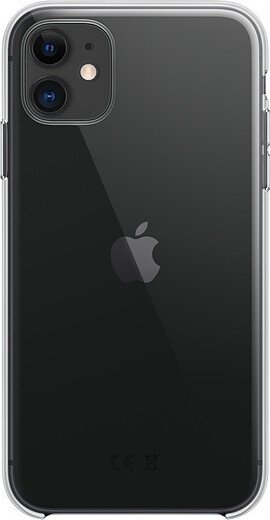 Apple iPhone 11 Clear Case (MWVG2ZM/A)